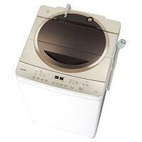 東芝10kg全自動洗濯機サテンゴールドAW-10SD3M(N)