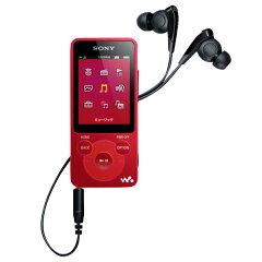 シンプルに使える。音楽をまっすぐ楽しめる。【送料無料】SONY デジタルオーディオプレーヤー(4...