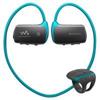 SONYデジタルオーディオプレーヤー(16GB)ブルーNW-WS615