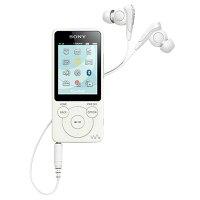 SONYデジタルオーディオプレーヤー(8GB)ホワイトNW-S14