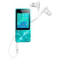 SONYデジタルオーディオプレーヤー(8GB)ブルーNW-S14