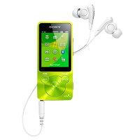 SONYデジタルオーディオプレーヤー(8GB)グリーンNW-S14
