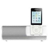 SONYデジタルオーディオプレーヤー(8GB)ホワイトNW-S14K