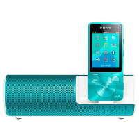 SONYデジタルオーディオプレーヤー(8GB)ブルーNW-S14K