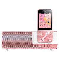 SONYデジタルオーディオプレーヤー(8GB)ライトピンクNW-S14K