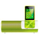 【送料無料】SONY デジタルオーディオプレーヤー(8GB) ウォークマン グリーン NW-S14K G [NWS14KG]【KK9N0D18P】