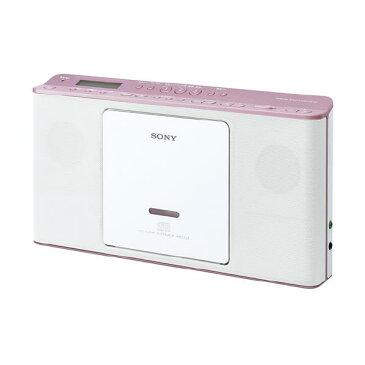 SONY CDラジオ ピンク ZS-E80 P [ZSE80P]【RNH】