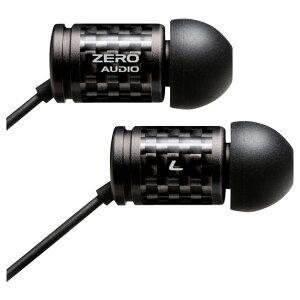 【送料無料】ZERO AUDIO ダイナミック型インナーイヤーヘッドフォン カルボ・バッソ Z…