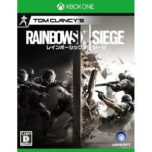 【送料無料】ユービーアイソフト レインボーシックス シージ【Xbox One】 JES1004…