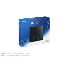 【送料無料】SCE PlayStation 4 ジェット・ブラック CUH1200AB01 […
