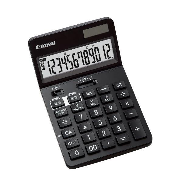 Canon(キヤノン)『ビジネス電卓 KS-1220TU』