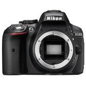 【送料無料】ニコン デジタル一眼レフカメラ・ボディ D5300 ブラック D5300BK [D5300BK]【KK9N0D18P】