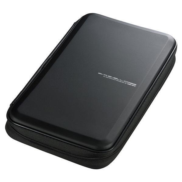 サンワサプライ ブルーレイディスク対応セミハードケース 56枚収納 ブラック FD-WLBD56BK 1個