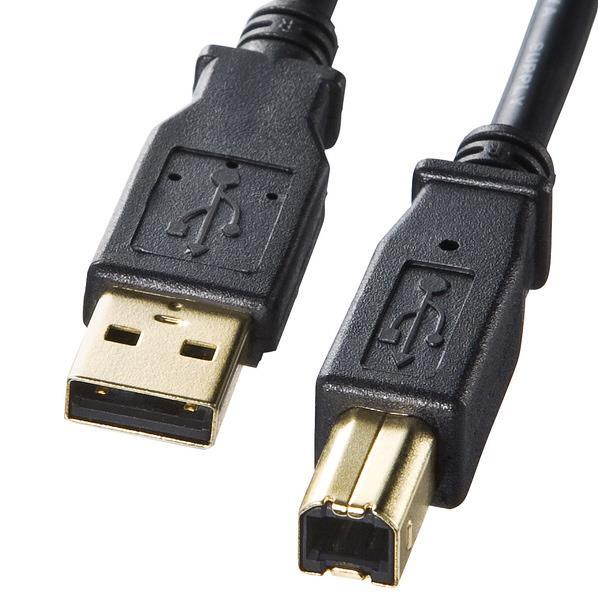 ケーブル, USBケーブル  USB201m KU20-1BKHK KU201BKHK