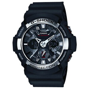 【送料無料】カシオ 腕時計 G-SHOCK GA-200-1AJF [GA2001AJF]