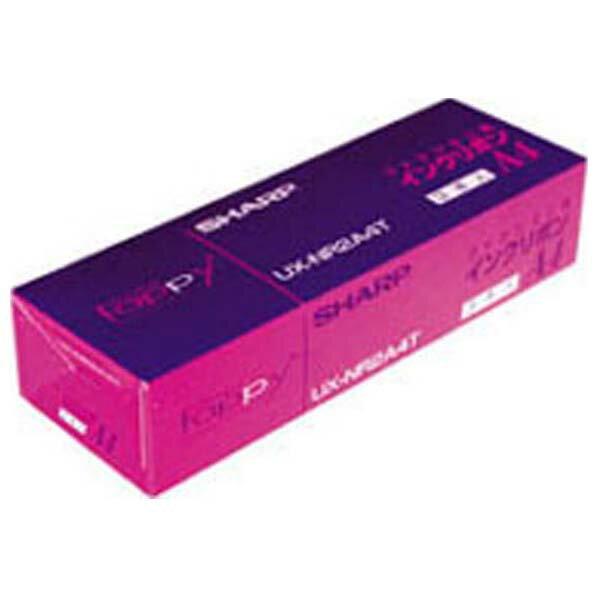 シャープ FAXリボン UX-NR2A4T インクリボン30m 1パック 3本