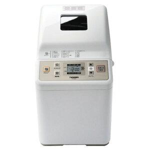 【送料無料】ツインバード ホームベーカリー(1?2斤) ホワイト PY-E631W [PYE6…