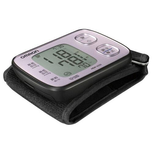 オムロン デジタル自動血圧計 ピンク HEM-6220-PK [HEM6220PK]