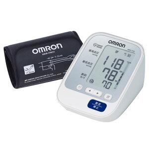 カフが正しく巻けているか確認できる、スタンダードモデル。【送料無料】オムロン 上腕式血圧計...