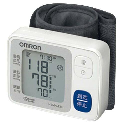 オムロン 手首式血圧計 HEM-6130 [HEM6130]