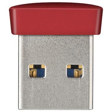 BUFFALO USB3.0対応 マイクロUSBメモリー(32GB) レッド RUF3-PS32G-RD [RUF3PS32GRD]【ARPP】