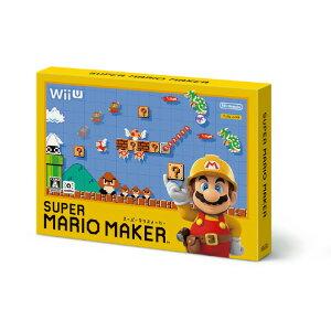 遊べ!作れ!みんなでマリオ。【送料無料】任天堂 スーパーマリオメーカー【Wii U専用】 WUPRAMAJ...