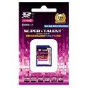 SUPERTALENT 高速SDXC UHS-Iメモリーカード(Class 10・256GB) ST56SU1P [ST56SU1P]