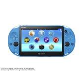 【送料無料】SCE PlayStation Vita Wi-Fiモデル アクア・ブルー PCH2000ZA23 [PCH2000ZA23]