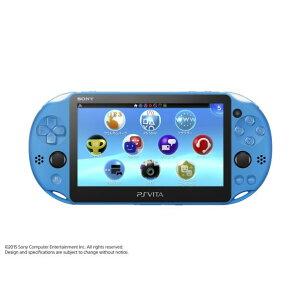 【送料無料】SCE PlayStation Vita Wi-Fiモデル アクア・ブルー PCH…