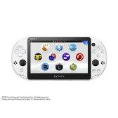 【送料無料】SCE PlayStation Vita Wi-Fiモデル グレイシャー・ホワイト PCH2000ZA22 [PCH2000ZA22]