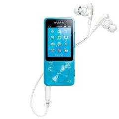 【送料無料】SONY ポータブルオーディオプレーヤー(4GB) ウォークマンSシリーズ ブルー…