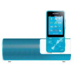 【送料無料】SONY ポータブルオーディオプレーヤー(4GB) ウォークマンSシリーズ ブルー NW-S13K L [NWS13KL]【KK9N0D18P】