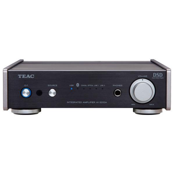 アンプ, プリメインアンプ TEAC USB DAC Reference 301 AI-301DA-SPB AI301DASPBRNH
