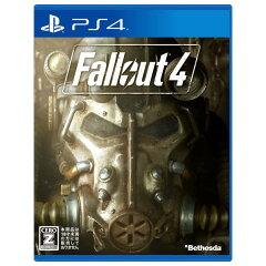 王道にして究極!【送料無料】ベセスダ・ソフトワークス Fallout 4【PS4】 PLJM84045 [PLJM84045]