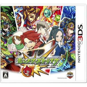 モンスターストライクがニンテンドー3DSに登場!!【送料無料】任天堂 モンスターストライク【3DS...