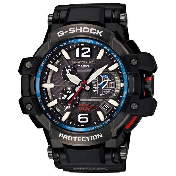 カシオ GPSソーラー電波腕時計 G-SHOCK SKY COCKPIT GPW-1000-1AJF