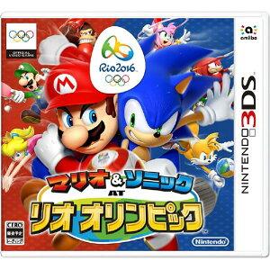 【送料無料】任天堂 マリオ&ソニック AT リオオリンピック【3DS専用】 CTRPBGXJ …