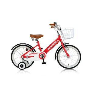 【送料無料】OTOMO 16インチ幼児用自転車 Raychell レッド KCL-16Rレツド [KCL-16Rレツド]【DZI】