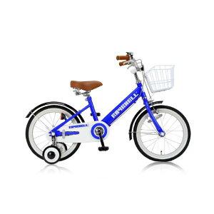 【送料無料】OTOMO 16インチ幼児用自転車 Raychell ブルー KCL-16Rブル- [KCL-16Rブル-]【DZI】