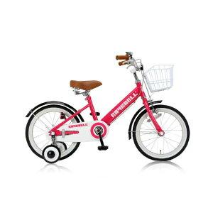【送料無料】OTOMO 16インチ幼児用自転車 Raychell ピンク KCL-16Rピンク [KCL-16Rピンク]【DZI】