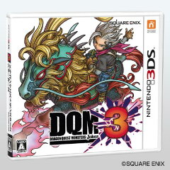 【送料無料】スクウェア・エニックス ドラゴンクエストモンスターズ ジョーカー3【3DS専用】 …