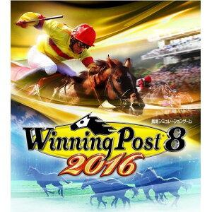 【送料無料】コーエーテクモゲームス Winning Post 8 2016【PS3】 BLJM…