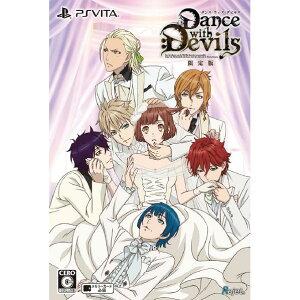 【送料無料】Rejet Dance with Devils 限定版【PS Vita】 GDDW…