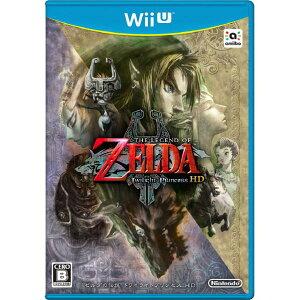 【送料無料】任天堂 ゼルダの伝説 トワイライトプリンセス HD【Wii U専用】 WUPPAZ…