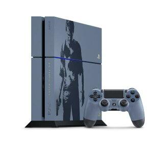 【送料無料】SIE PlayStation 4 アンチャーテッド リミテッドエディション CU…
