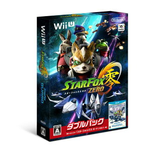 【送料無料】任天堂 『スターフォックス ゼロ・スターフォックス ガード』ダブルパック【Wii …