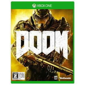 【送料無料】ベセスダ・ソフトワークス DOOM【Xbox One】 3QQ00001 [3QQ…