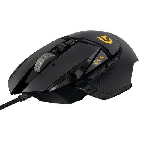 【送料無料】ロジクール RGB チューナブル ゲーミングマウス ブラック G502RGB [G502RGB]