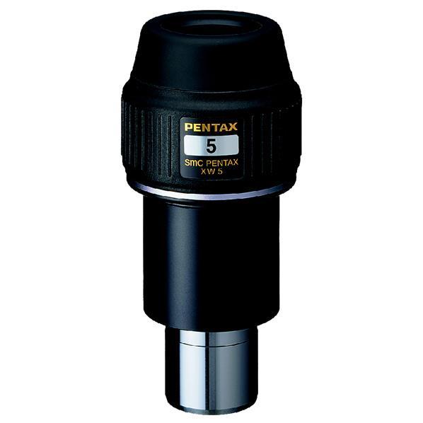 【送料無料】PENTAX 広視界アイピース(5mm) XW5 [XW5] 見掛け視界70°、アイレリーフ20mm。日常生活防水対応で、夜露に濡れても安心。
