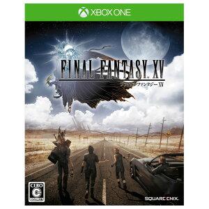 【送料無料】スクウェア・エニックス ファイナルファンタジーXV【Xbox One】 JES10…